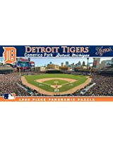 MasterPieces MLB Detroit Tigers Stadium Panoramic Jigsaw Puzzle, 1000-Piece