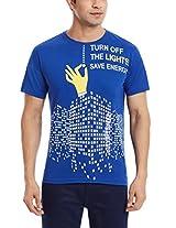 Urban Yoga Men's Cotton T-Shirt