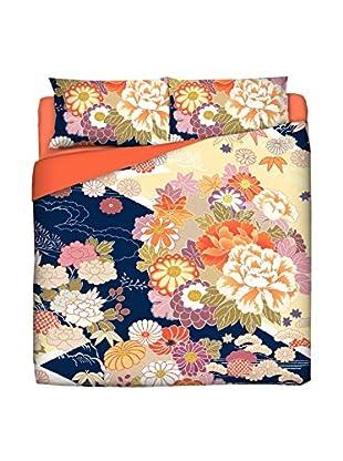 JAPAN MANIA by MANIFATTURE COTONIERE Bettwäsche Kimono