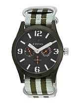 Titan Analog Black Dial Men's Watch - 9473AP04J