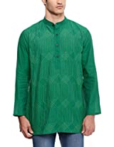 Fabindia Men's Short Kurta