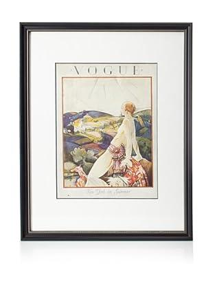 Original Vogue Cover from 1923 by Bradley Walker Tomlin