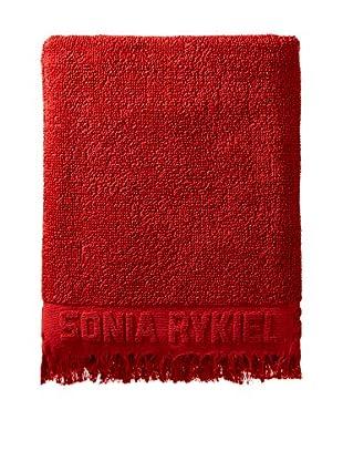 Sonia Rykiel Maison Bise Bath Towel, Brique