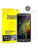 LG G4 Screen Protector, JETech 2-Pack Premium Tempered Glass Screen Protector Film for LG G4 LGG4 2015 T-moible Sprint ATT Verizon (LG G4 2-Pack)