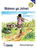 Mateso ya Johari (Swahili Edition)