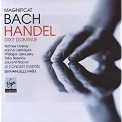 Bach: Magnificat / Handel: Dixit Dominus