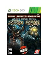 BioShock Ultimate Rapture Edition - Xbox 360