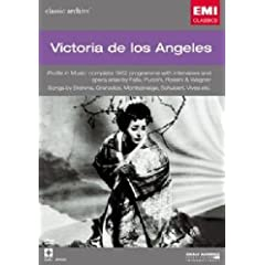 Victoria De Los Angeles [DVD] [Import]