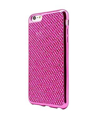 NUEBOO Hülle Diamond iPhone 6/6S rosa