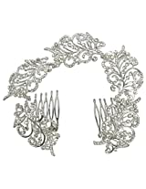 Muchmore Exclusive Edition Of Girls Hair Clip - Pin Partywear Jewelry