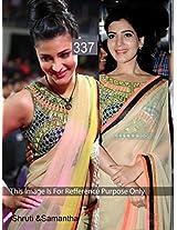 Bollywood Replica Sarees Shruti & Samantha Tussar Queen By Namo House