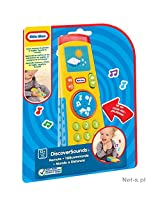 Little Tikes Discover Sounds Universal Remote Control - English, Spanish & French