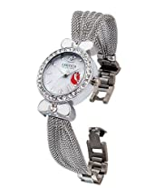 Exotica EFL-02 Fashions Ladies Watch - White