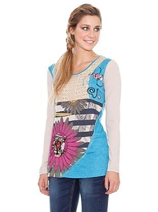 HHG Camiseta Bianca (Azul)