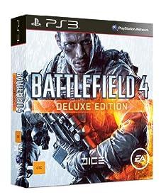 【Amazon.co.jp限定】バトルフィールド 4 Deluxe Edition(コレクタブルスチールブックケース&バトルパック 3種DLC&China Rising 拡張パックDLC同梱)