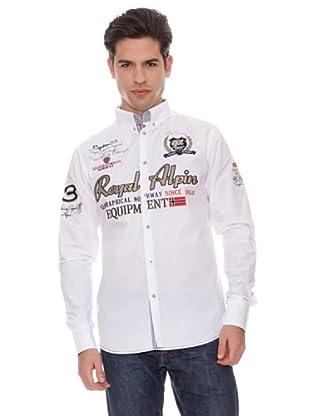 Geographical Norway Camisa Zarmonie (Blanco)