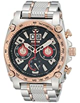 REACTOR Men's 41601 Analog Display Japanese Quartz Two Tone Watch