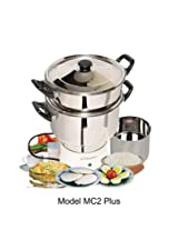 Maestro Electric Steam Cooker Model MC2 Plus
