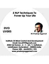 5 NLP Techniques To Power Up Your Life, DVD