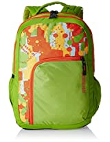 American Tourister Lime Casual Backpack (69W (0) 74 004)