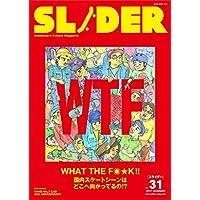 SLIDER 2017年Vol.31 小さい表紙画像