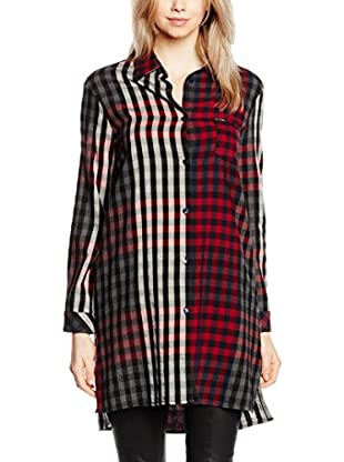Guess Bluse klassisch Mixed Check