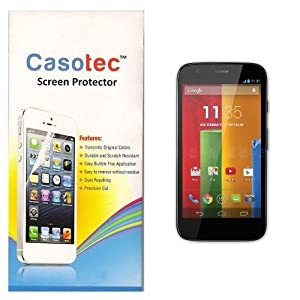 Casotec Matte / Anti-glare Screen Protector for Motorola Moto G