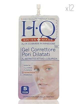 HQ Kit De 12 Productos Gel Corrector di Poros Dilatados 10 ml cad.
