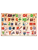 Skillofun Mizo Capital Alphabet Picture Tray