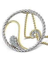 Adhira Paisley Pendant