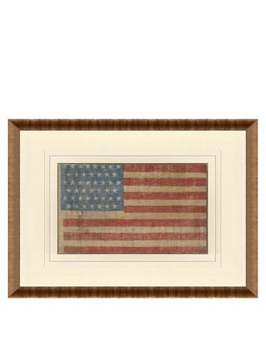 Antique 45-Star Flag Circa 1896-1908, 18
