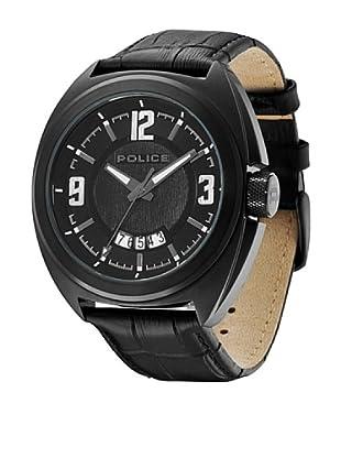 Police Reloj Gambler Nero