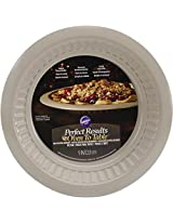 Wilton 2105-7765 Perfect Results Oven to Table Pie Pan, 9-Inch