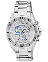 Citizen Analog White Dial Men's Watch - AN7110-56A