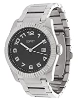 Esprit Analog Black Dial Men's Watch - 3178