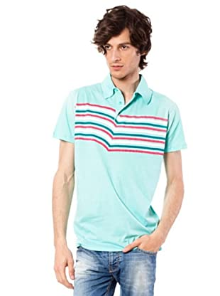 Custo Poloshirt Shurt (Aquamarin)