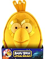 "Angry Birds Star Wars Bird C3 Po 12"" Plush With Sound"