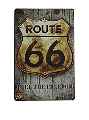 LO+DEMODA Wandbild Route 66 Freedom