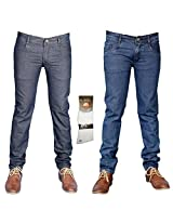 Coaster Combo Of Two Men Jeans And Socks AG MD 3 7 Sks