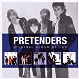 Pretenders  5CD ORIGINAL ALBUM SERIES BOX SET