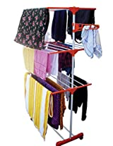 Kawachi Easy 3 Layer Cloth Drying Stand