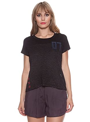 Santa Barbara Camiseta Sport (Negro)