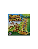 Shopaholic Falling Monkey Game Of Skill & Action- 558A