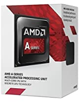 AMD AMD A8 7600 FM2+ 4MB Box R7 Series Graphics 3.8 4 Socket FM2+ AD7600YBJABOX