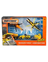 Matchbox Sky Busters Mission Force Construction Set