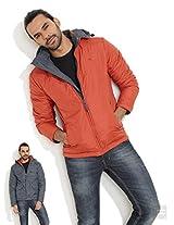 Wrangler Dual Personality Reversible Jacket