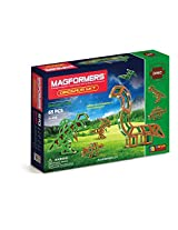 Magformers Dinosaur Set (65-pieces)