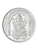Jpearls Ganesh Silver Coin