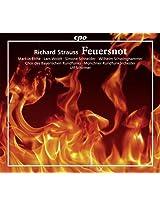 Strauss:Feuersnot [Various, Ulf Schirmir] [CPO: 777920-2]