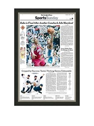 Final Four: Duke vs. Maryland 2001